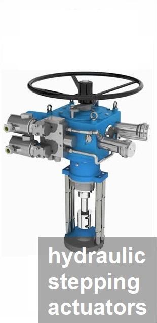 HydraulicSteppingActuators